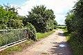 Hereward Way near Lakenheath Station - geograph.org.uk - 467946.jpg