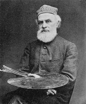 Hermann Wislicenus - Wislicenus about 1895