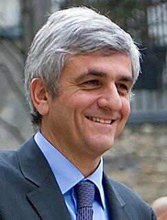 Hervé Morin French politician
