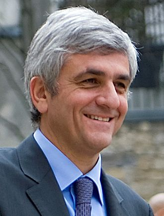 2007 French legislative election - Image: Herve Morin (2010)