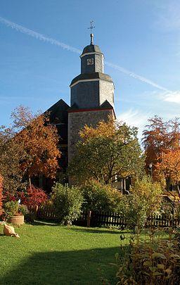 Hesborn-Kirche