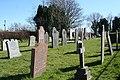 Highampton, chapel graveyard - geograph.org.uk - 372765.jpg
