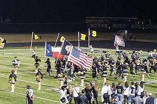 Royse City High School Public school in Royse City, Texas, United States