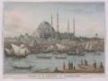 Hilaire Mosquée de la Solimanie à Constantinople.png