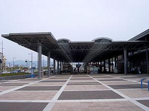 Hiroshima Port Station - Image: Hiroshima Port Station 01