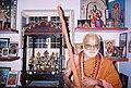 His Holiness Sri Sri Sri Abhinava Vageesha Brahmatantra Swatantra Parakala Swami, 36th Pontiff of Sri Parakala Mutt.jpg