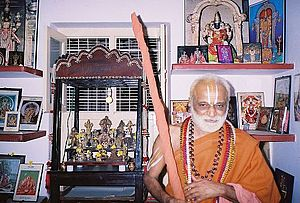 Parakala Matha - His Holiness Sri Sri Sri Abhinava Vageesha Brahmatantra Swatantra Parakala Swami, the (current) 36th Pontiff of Sri Parakala Matha