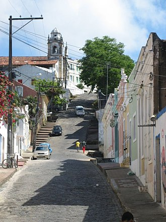 Olinda - Image: Historic Centre of the Town of Olinda 109015