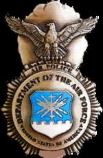 Emblema histórico da Polícia Aérea da USAF.png