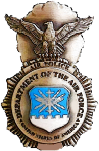 United States Air Force Security Forces Shield - Wikipedia