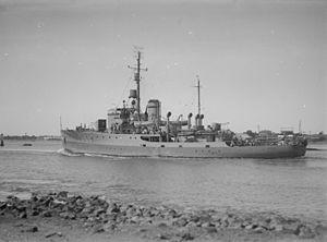HMAS Bendigo (J187) - HMAS Bendigo