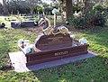 Hoddesdon Cemetery Bentley grave.jpg