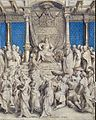 Holbein, Hans 2 - Solomon and the Queen of Sheba.jpg