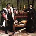 H. Holbein - The Ambassadors