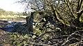 Holehouse Mill, ruins of miller's house, Sorn, East Ayrshire.jpg