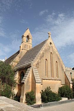 Holy Trinity Church (anglikanisch) in Sliema.JPG