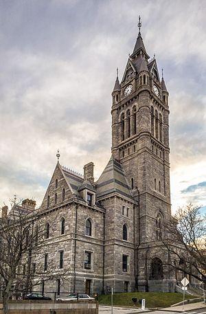Holyoke City Hall - Holyoke City Hall