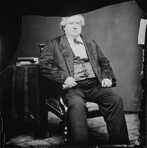 Preston King (politician) - Image: Hon. Preston King, N.Y NARA 528387