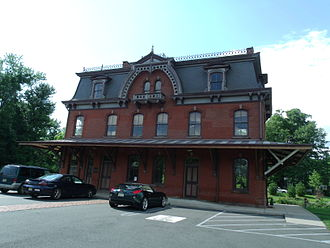 West Trenton Line (NJ Transit) - Hopewell station, served until 1981, would be served again under the proposal