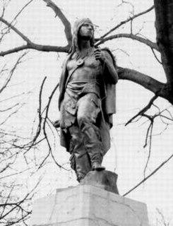 Captain Pipe Native American chief