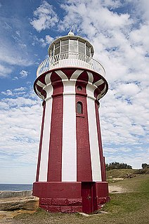 Hornby Lighthouse lighthouse in New South Wales, Australia