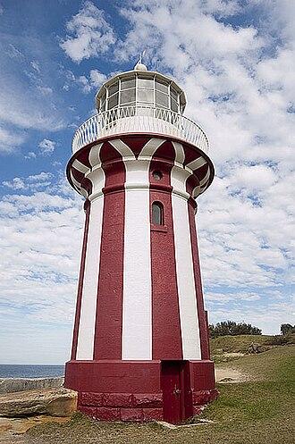 Hornby Lighthouse - Hornby Lighthouse, 2010