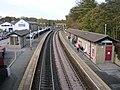 Horsforth Railway Station - Station Road - geograph.org.uk - 606135.jpg