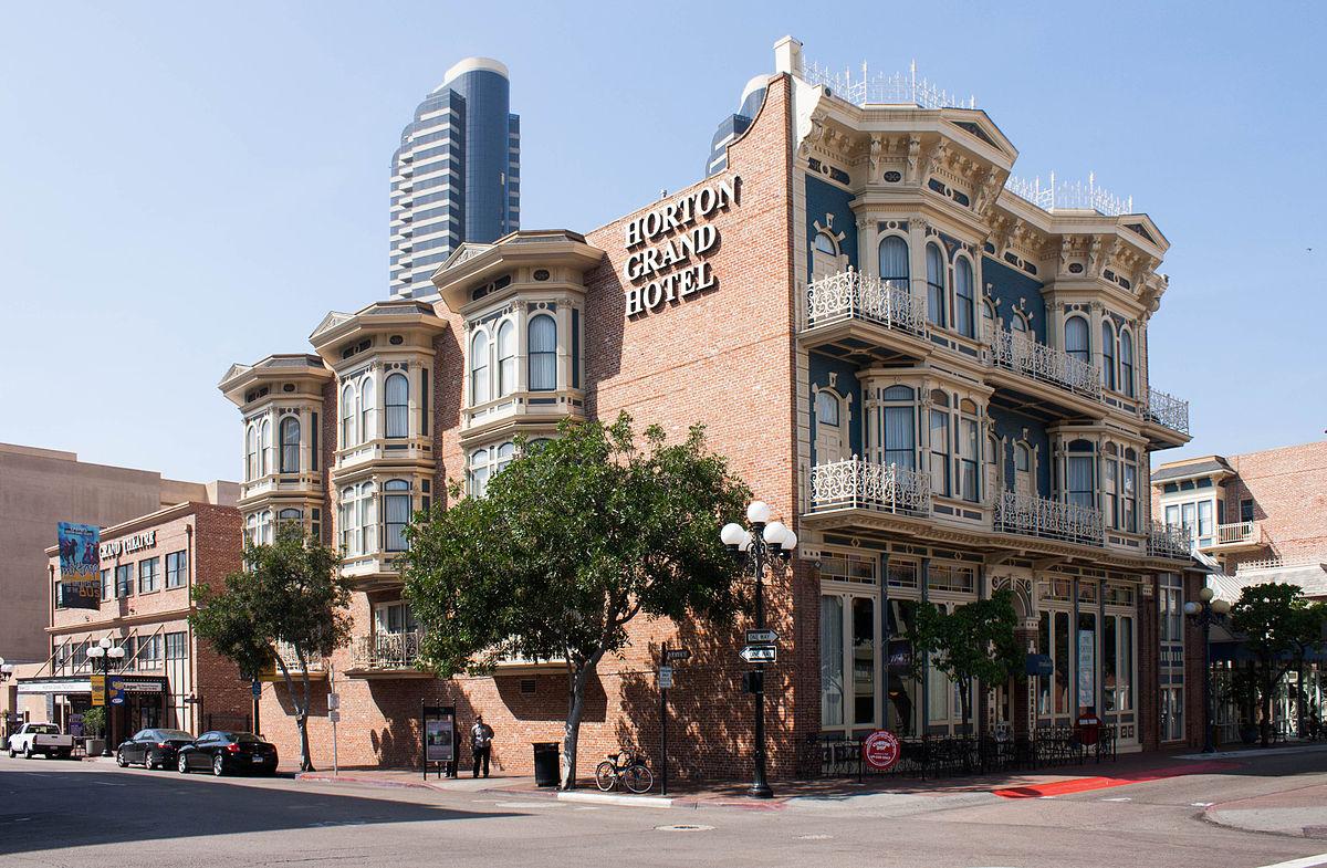Horton Grand Hotel - Wikipedia