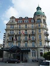 Palace Luzern Wikipedia