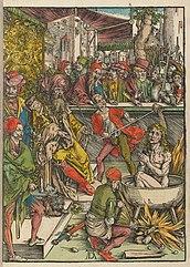 Le Martyre de saint Jean
