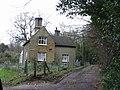 House at the edge of Sangrado's Wood. - geograph.org.uk - 303695.jpg