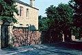 House brick wall, East Bath Street, Batley - geograph.org.uk - 1577635.jpg