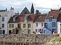 Houses at the Harbour, St Monans - geograph.org.uk - 218386.jpg