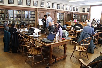 Racial bias on Wikipedia - Edit-a-thon for Black History Month at Howard University, a historically-black university