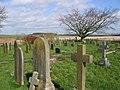 Huggate Churchyard - geograph.org.uk - 364784.jpg