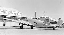 西北航空2号班机空难