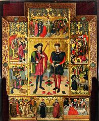 Retaule dels sants Abdó i Senén