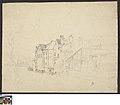Huizen langs het water, circa 1811 - circa 1842, Groeningemuseum, 0041979000.jpg