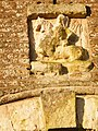 Huppy, Somme, Fr, entrée du château.jpg