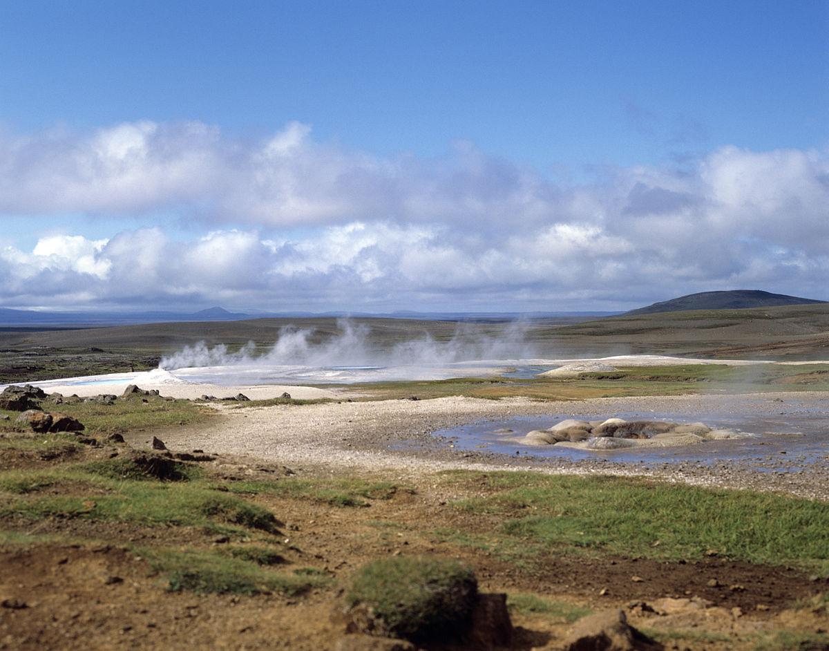 Rugged Island Look Unauthorised Stonehenge Like Monument