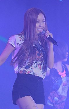 Hyomin at GUESS Party, July 2012 05.jpg