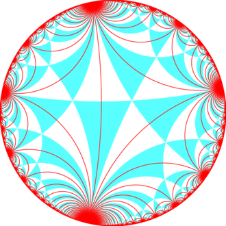 Truncated triapeirogonal tiling - Image: I32 symmetry 0bb