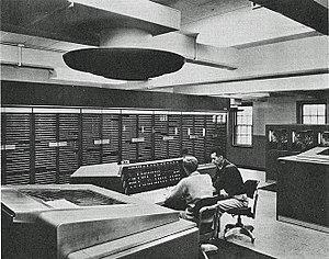 IBM Naval Ordnance Research Calculator - NORC
