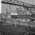 IJ-tunnel in aanbouw, bouw IJ-tunnel, Bestanddeelnr 918-2747.jpg