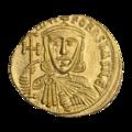 INC-1546-a Солид Никифор I и Ставракий ок. 803-811 гг. (аверс).png