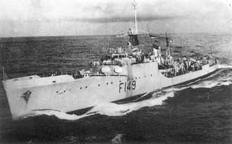 Indo-Pakistani Naval War of 1971 - INS Khukri