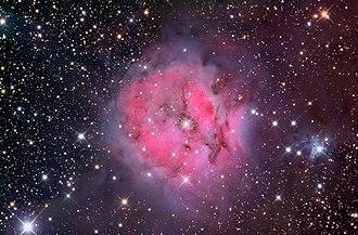 IC 5146 - Optical image of IC 5146