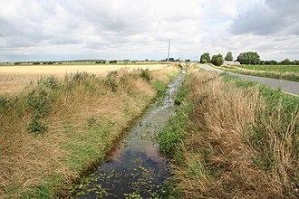 Hatfield Chase - Image: Idle Bank geograph.org.uk 910503