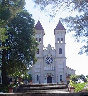 Religion in Brazil - Catholic Church in Rio Grande do Sul.
