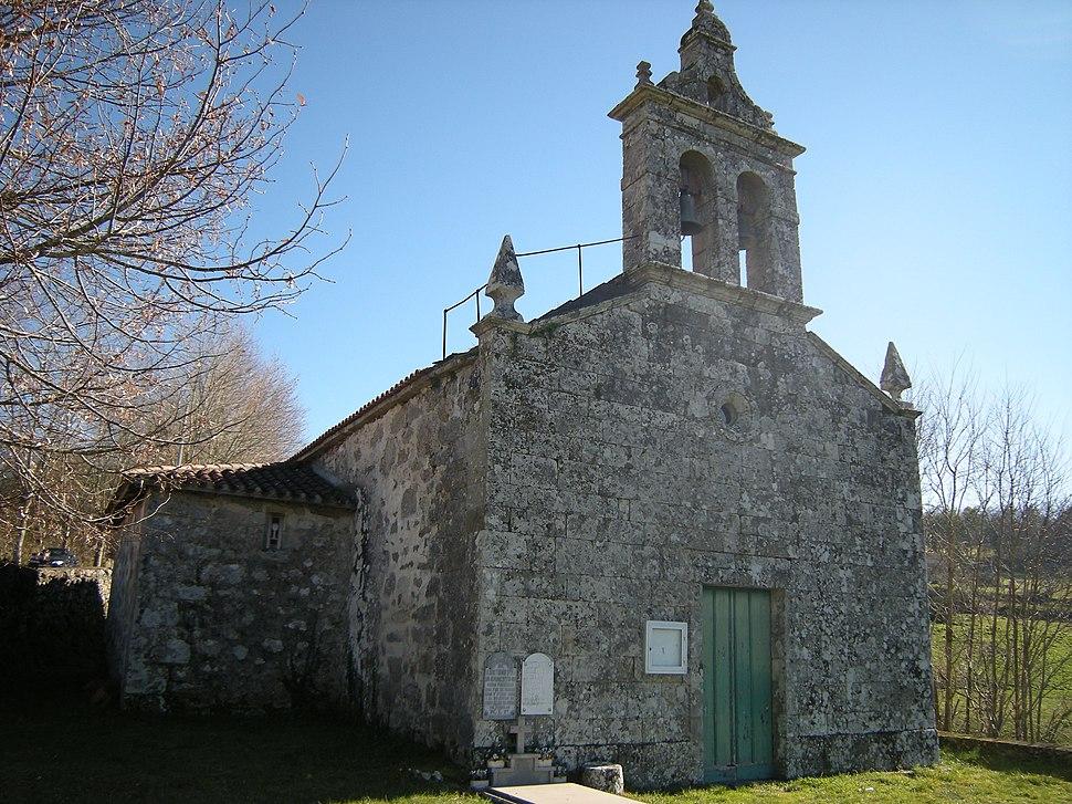 Igrexa de San Lourenzo de Fión, O Saviñao